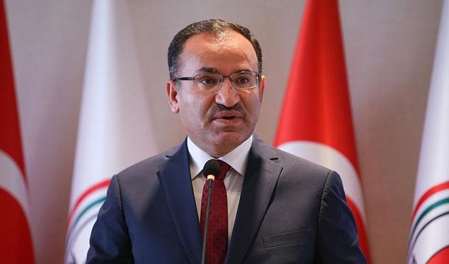 Bekir Bozdağ'dan HDP eleştirilerine cevap