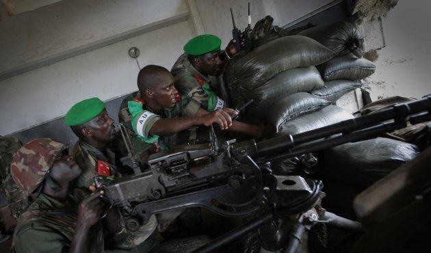 Burundi, AMISOM'daki askerlerini geri çekmek istiyor