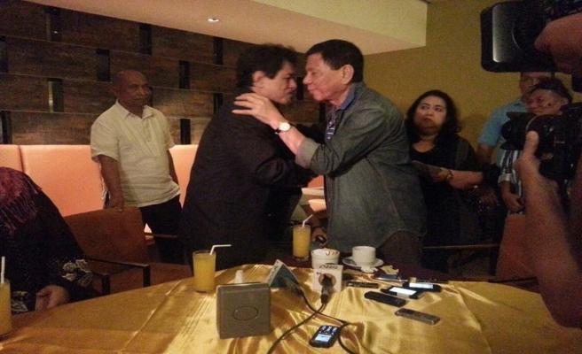 Filipinler'deki barış sürecinde önemli görüşme