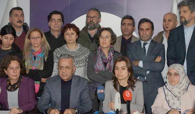 HDP'li vekil Kaya'dan 'Meclis'ten çekilme' açıklaması