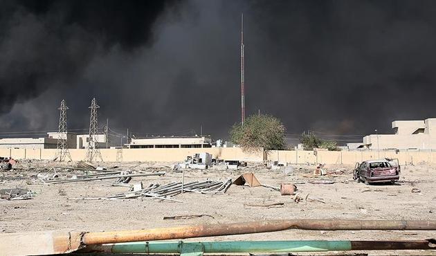Musul'a yakın altı semt DEAŞ'tan geri alındı