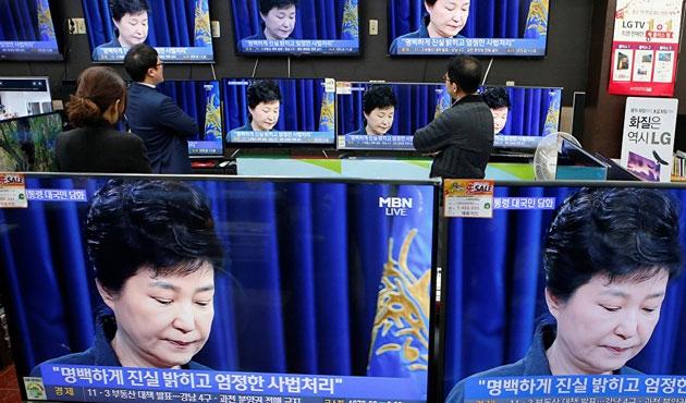 İstifası istenen Güney Kore liderinden özeleştiri