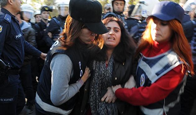 Sebahat Tuncel de gözaltında