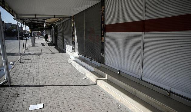 Adana'da PKK'nın çağrısına uyan esnafa soruşturma
