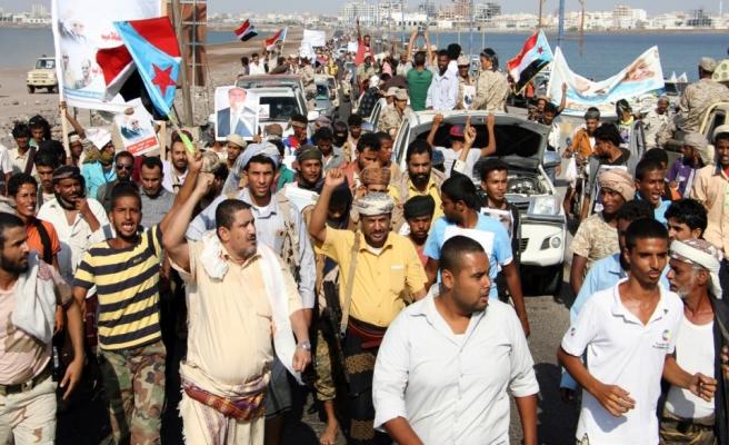 Yemen'de BM temsilcisi protesto edildi