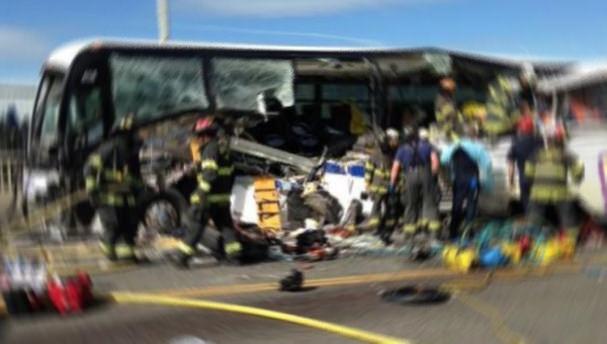 Çin'de zincirleme trafik kazası: 9 ölü, 43 yaralı