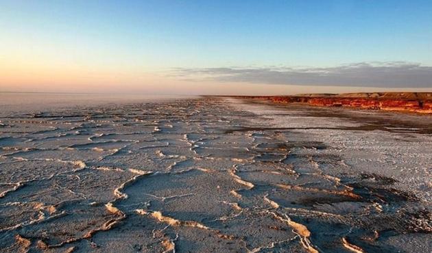 Türkmenistan Aral için mücadele ediyor