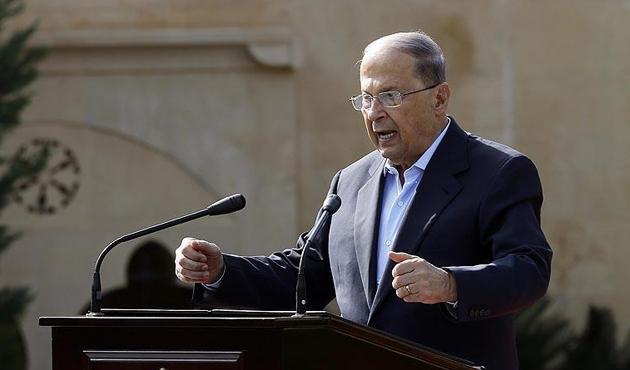 Lübnan Cumhurbaşkanı Avn'a ilk ziyaret Suriye'den