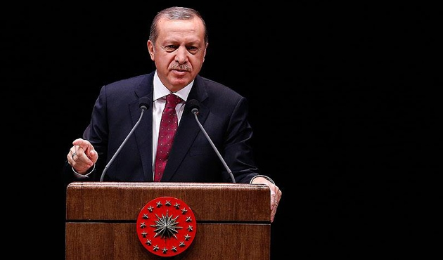 Erdoğan: Sırtını bir yere dayayanlar bedelini ödeyecek