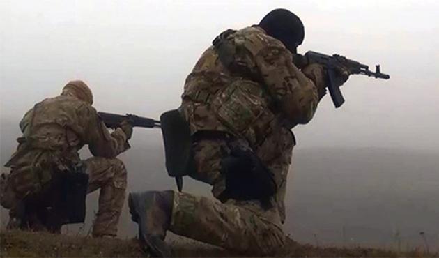 Kuzey Kafkasya'da silahlı çatışma