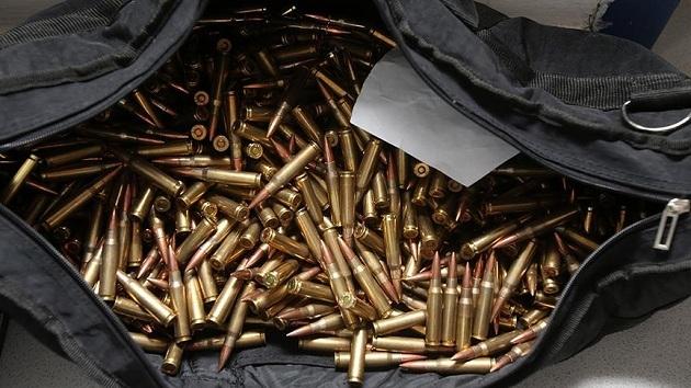 Şanlıurfa'da 4 bin mermi ele geçirildi