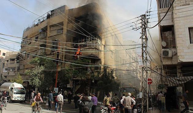 Esad güçleri sivilleri vurdu: 3 ölü, 20 yaralı