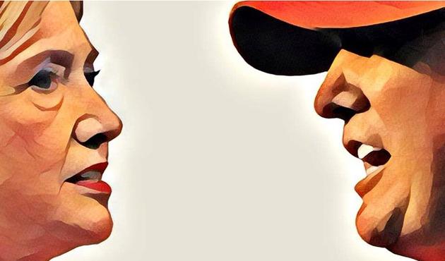 Amerikalılar yarın iki radikalden birini seçecek!