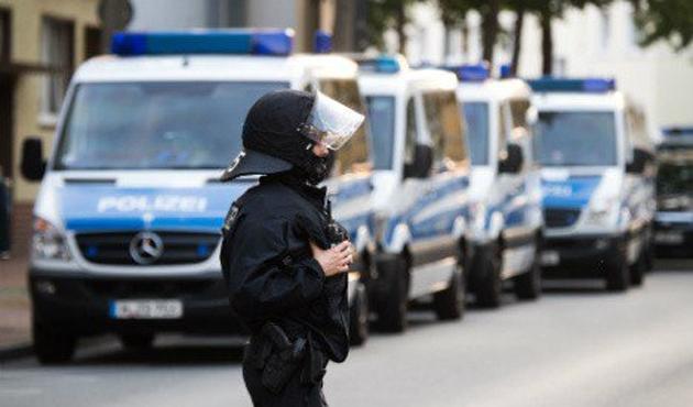 Almanya'da beş DEAŞ şüphelisi gözaltına alındı