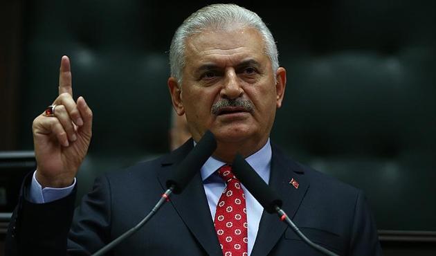 Yıldırım'dan 'yeni anayasa' açıklaması
