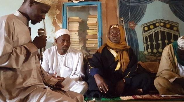 Burkina Faso'da ilginç bir vaaz şekli