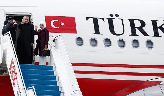 Erdoğan Belarus'a gidecek