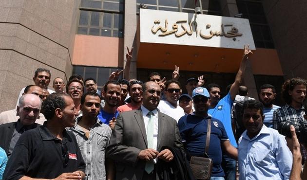 Mısır'ın Suudi Arabistan'a verdiği adalar iptal!