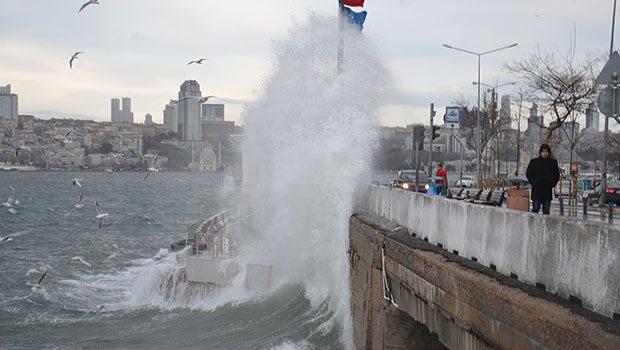 Deniz ulaşımı seferleri bugün de yapılamıyor