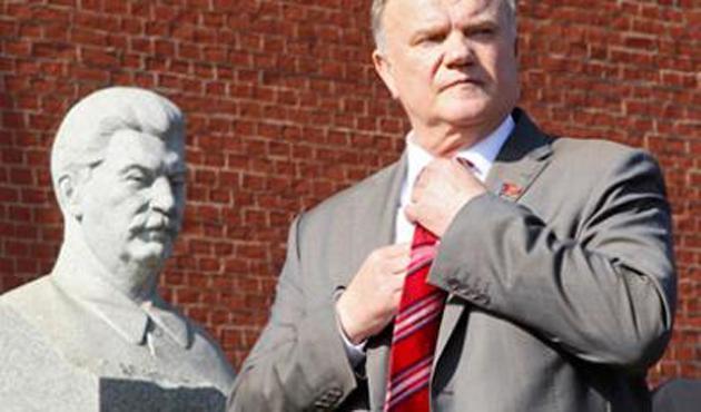 Rus Komünistler: SSCB'yi yeniden kuralım