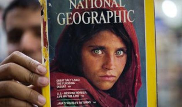 National Geograpphic'in ikonu sınırdışı edildi