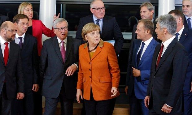 Avrupa'da Trump şoku; etekler tutuştu!