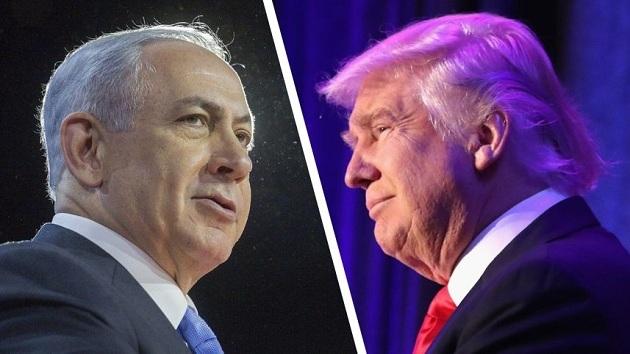 Trump'ın ilk icraatı; 'Netanyahu'ya davet'