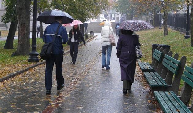 Marmara'ya yağış uyarısı
