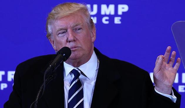 Trump, Temsilciler Meclisi Başkanı Ryan ile görüştü