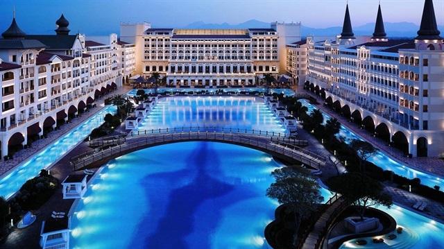 Mardan Palace'ın satış ihalesi feshedildi