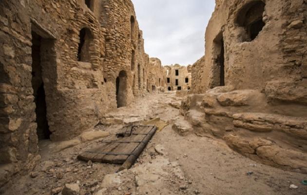 Tunus'un 'çöl sarayları'