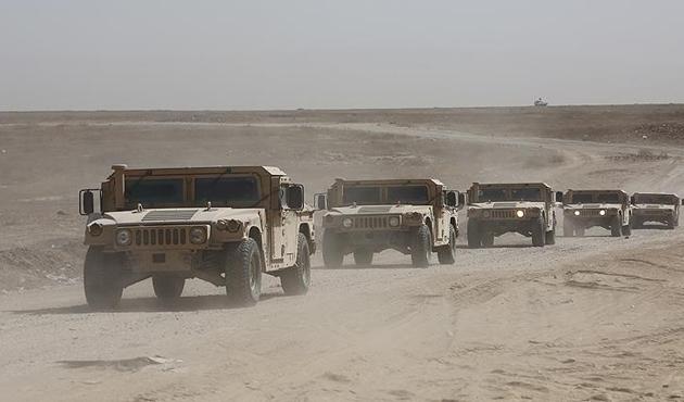 Musul'da 140 bölge DEAŞ'tan temizlendi