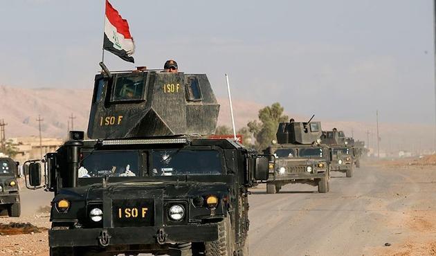 Irak güçleri Musul'da ilerleme kaydetti