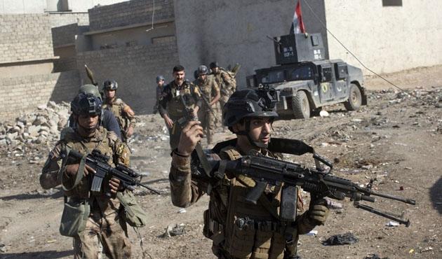 Musul'da 955 DEAŞ'lı öldürüldü