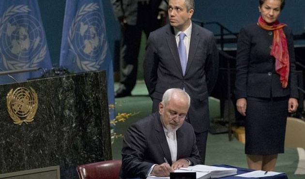 İran, Paris İklim Anlaşması'nı onayladı