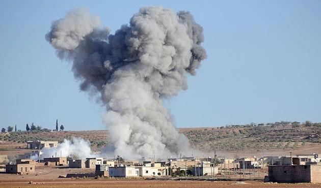 Fırat Kalkanı'nda 6 yerleşim yeri alındı