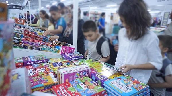 İstanbul'da 'Çocuk Kitapları Fuarı' düzenlenecek