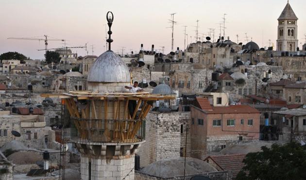İsrail'in 'ezan yasağı' yasa tasarısına tepkiler sürüyor