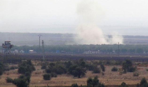 Türkiye sınırında ÖSO grupları çatışıyor