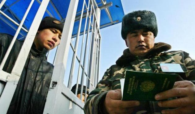 Özbekistan-Kırgızistan sınır tespitinde 7 nokta tamam