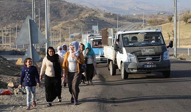 Şırnak'a 246 gün sonra geri dönüyorlar