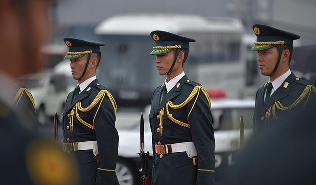 Japonya'dan Güney Sudan'a asker