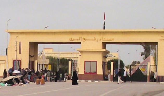 Refah Kapısı'ndan bir günde 630 kişi geçti