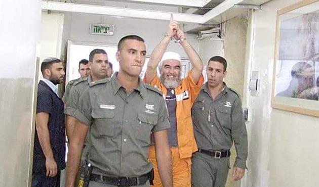 Raid Salah açlık grevinin 3. gününde