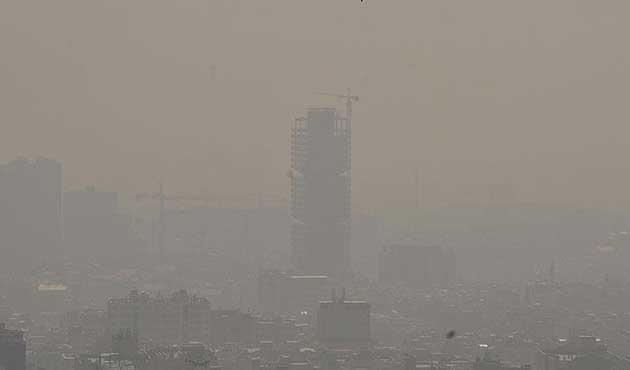 İran'da eğitime 'hava kirliliği' engeli