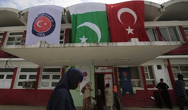 Türkiye Pakistan'a her alanda desteğini sürdürüyor