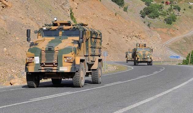 PKK yol işçilerine saldırdı, 3 ölü