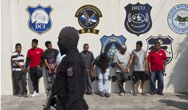Orta Amerika'da çetelere karşı iş birliği
