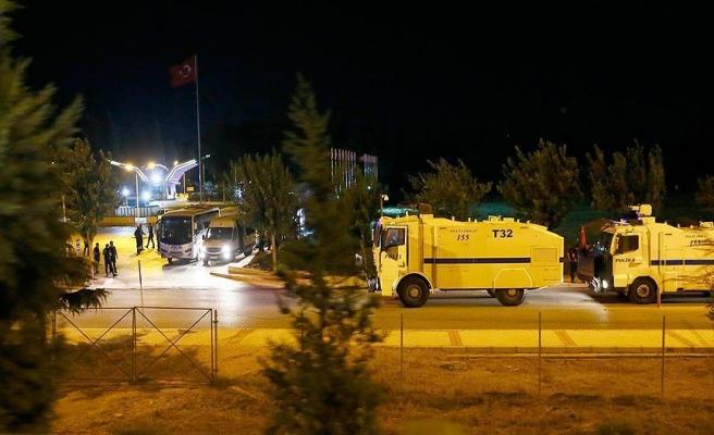 Darbeci emir astsubayı 'polisle çatışın' emri vermiş