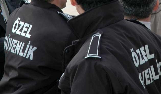 Emniyet'ten 'özel güvenlik dövüldü' iddiasına açıklama